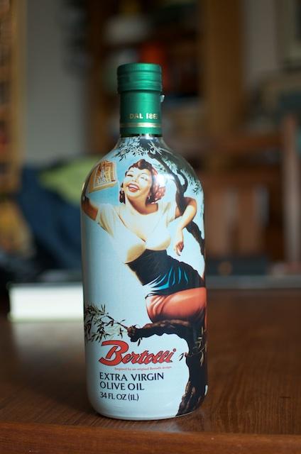 sassy bertolli bottle